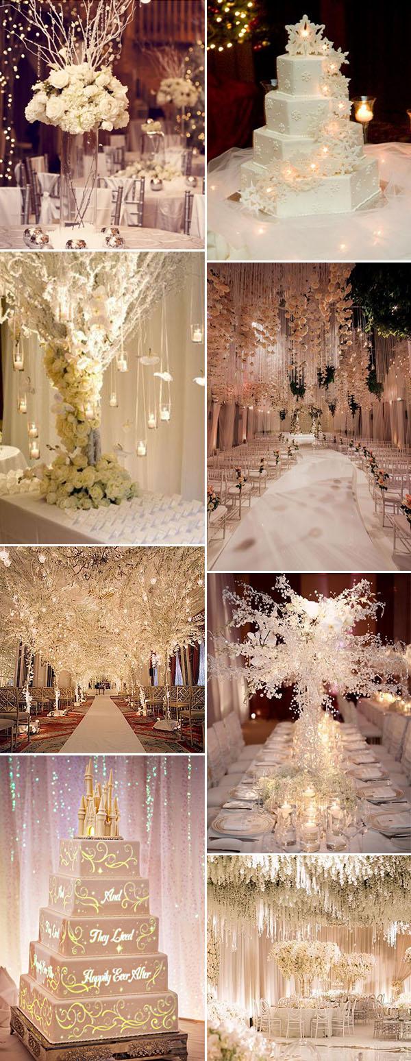 Glamorous Wedding Decorations 50 Brilliant Ideas For Glamorous And Bling Weddings