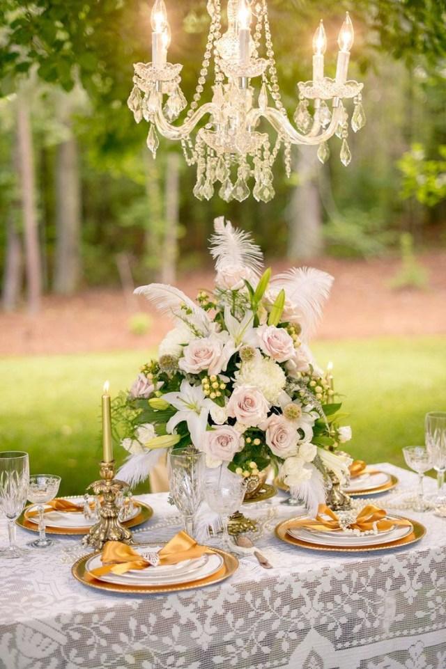 Glamourous Wedding Decor 20 Fabulous Decor Ideas For An Art Deco Wedding Chic Vintage Brides