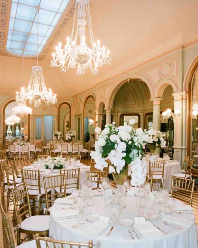 Glamourous Wedding Decor Glamorous Wedding Centerpieces Martha Stewart Weddings