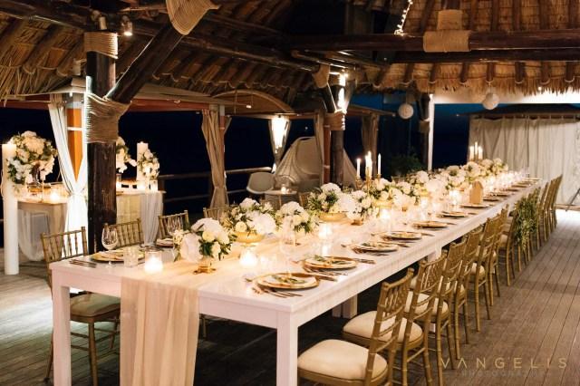 Glamourous Wedding Decor Glamorous Wedding Reception Lon Table With Stunning Decor Details