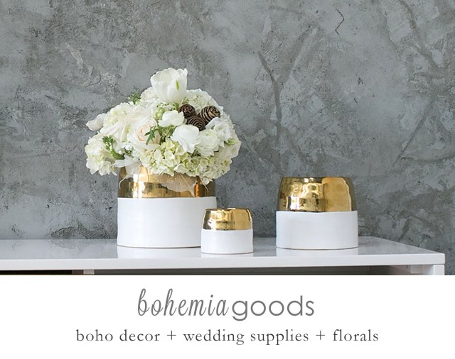Gold Wedding Decor Gold And White Pot Gold And White Cache Pot Gold Wedding Etsy