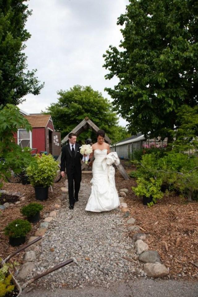 Goldner Walsh Wedding Goldner Walsh Garden And Home Unveil