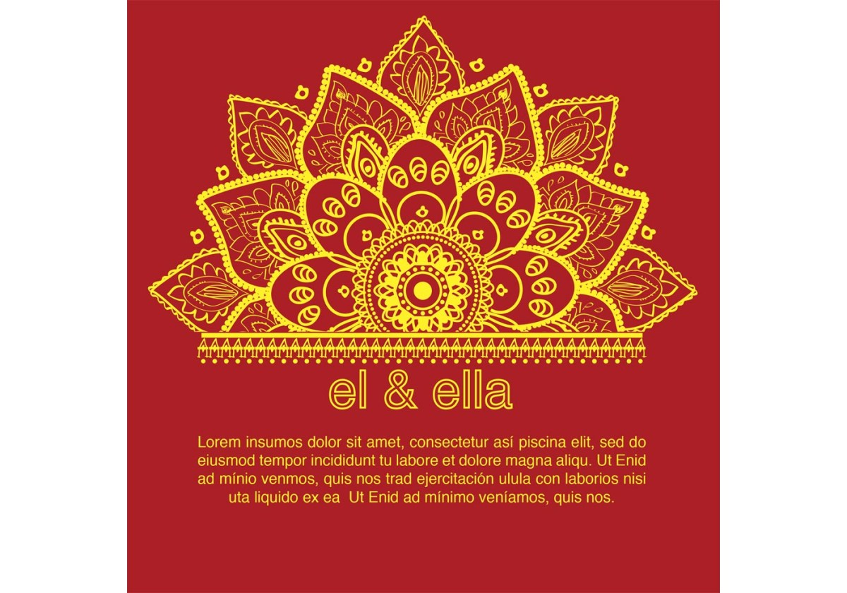 Indian Wedding Invitation Indian Wedding Card Template Download Free Vector Art Stock