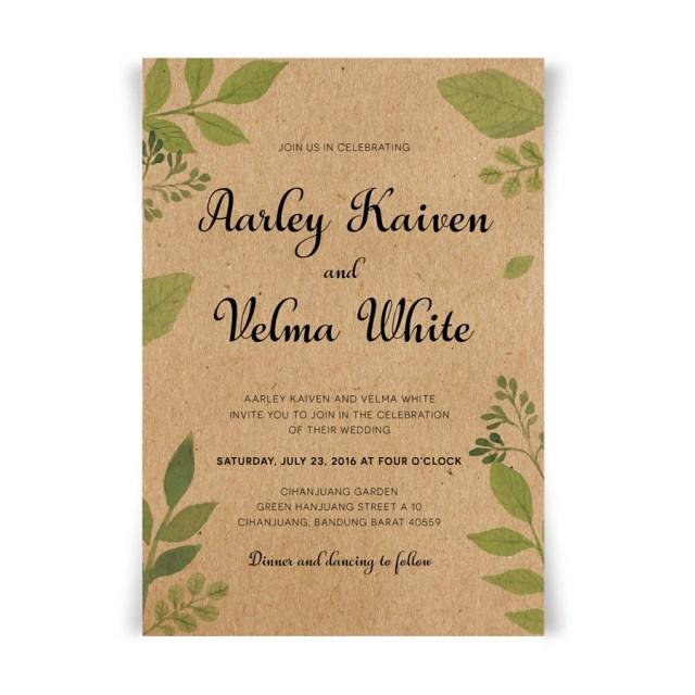 Invitations For Wedding Wedding Invitations With Envelope Vintage Invitations For Wedding