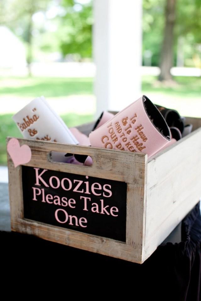 Koozie Ideas Wedding Koozie Wedding Favor Ideas Koozie Wedding Favors To Your Special
