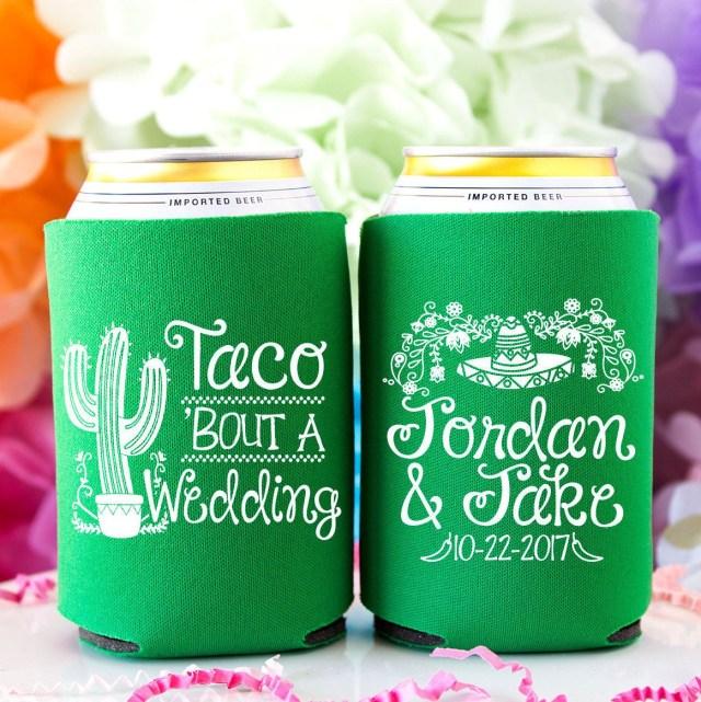 Koozie Ideas Wedding Others Marvelous Koozies For Wedding Salondegas