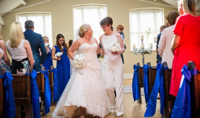 Leabian Wedding Ideas House Of Ollichon Lesbian Bridal Jumpsuits Trousers And More