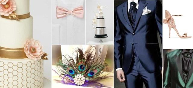 Leabian Wedding Ideas Mesmerise In Metallic Wedding Ideas Gay Wedding Guide