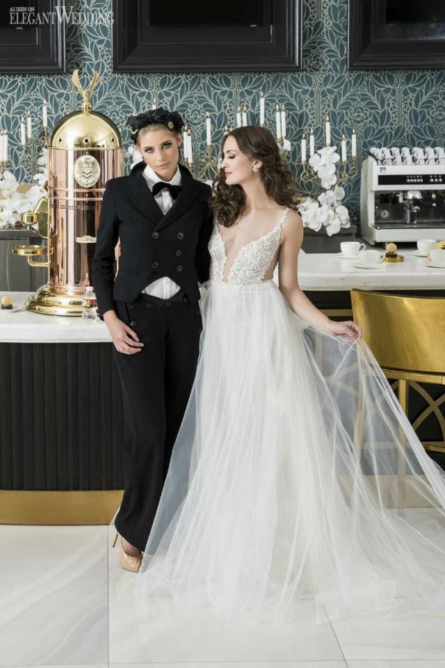 Leabian Wedding Ideas Versace Inspired Wedding Ideas Elegantweddingca