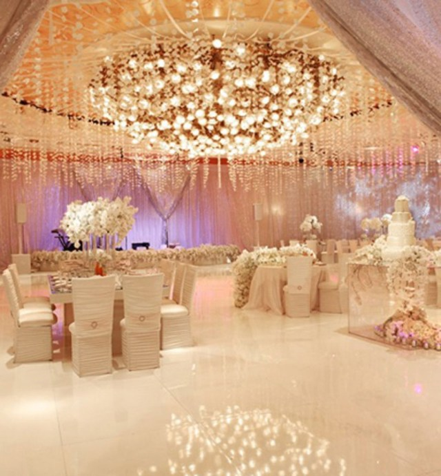 Luxury Wedding Decor Luxury Wedding Reception With A Perfect And Awesome Decoration Ideas