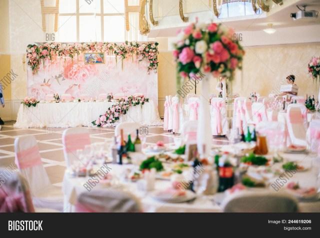 Luxury Wedding Decor Table Setting Luxury Image Photo Free Trial Bigstock