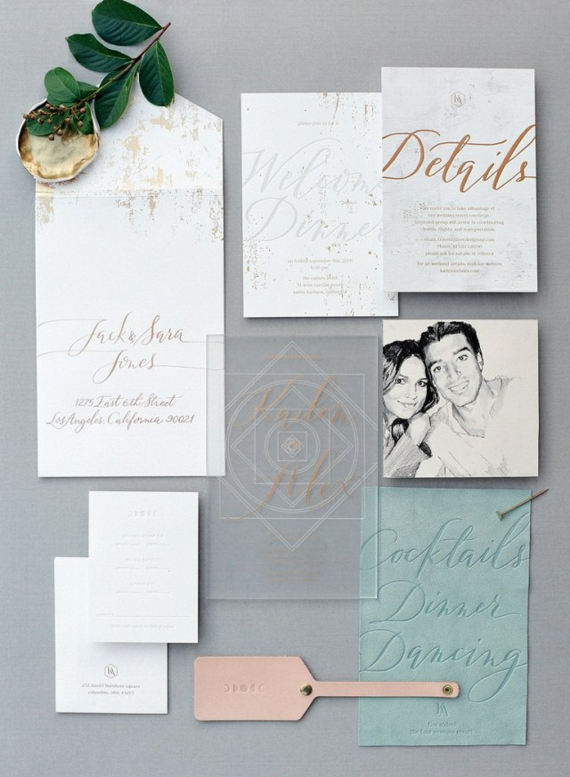 Making Wedding Invitations How To Print Your Own Wedding Invitations 14 Things To Know Brides