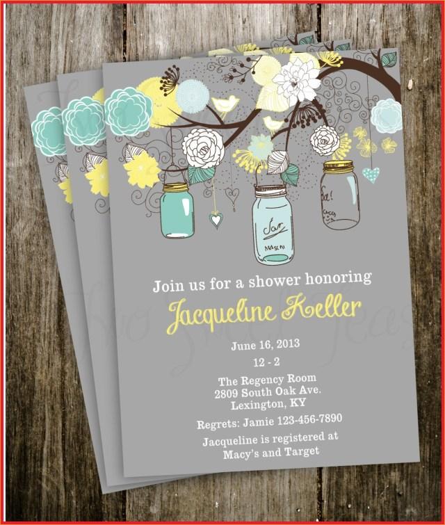 Mason Jar Wedding Invitation Kits Lovely Mason Jar Wedding Invitation Kits Top Wedding Ideas