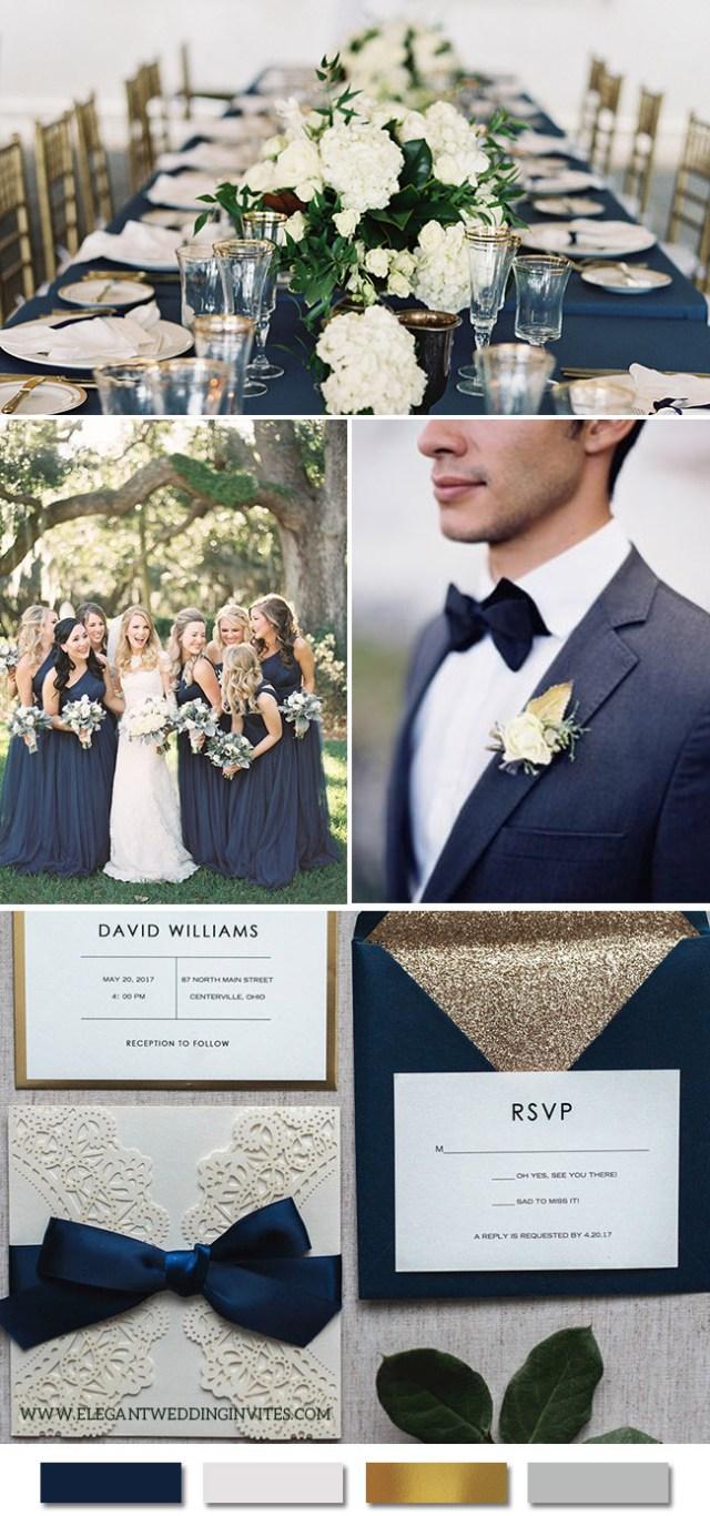 May Wedding Ideas 7 Inspirational Elegant Wedding Colors With Matching Invites Ideas
