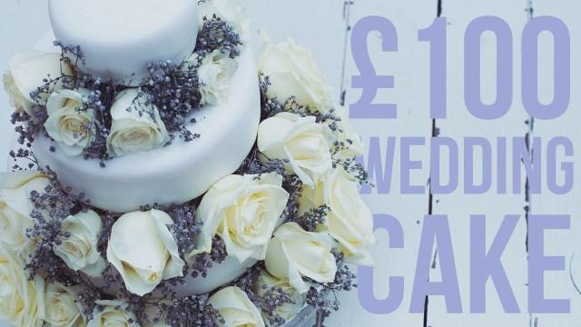 Mums Wedding Decor Diy Fleurs Wedding Cake For 100 With Mum De Force Youtube
