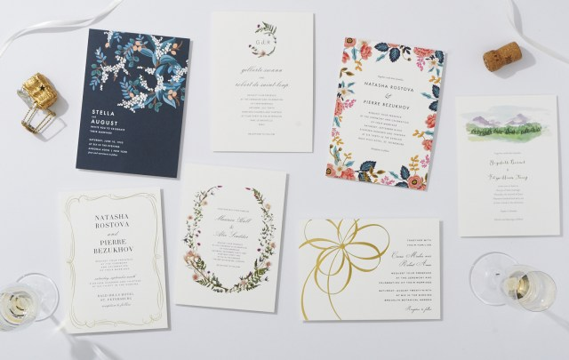 Paper Source Wedding Invitations Print And Digital Ideas For Your Wedding Events Inside Weddings