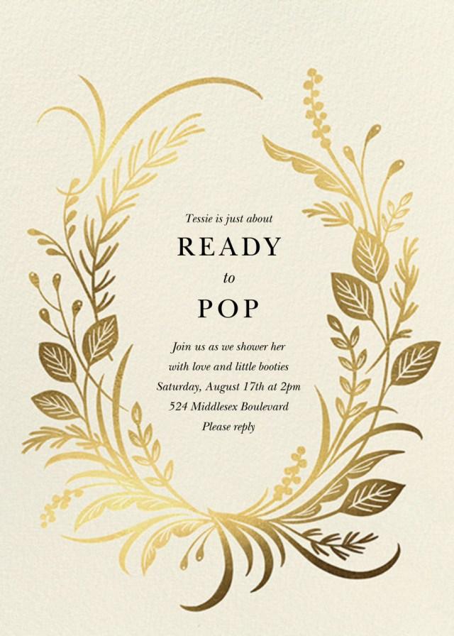 Paperless Wedding Invitations Festone Online At Paperless Post Twinkle Twinkle In 2018