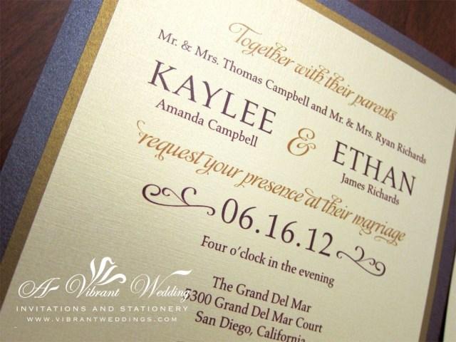 Plain Wedding Invitations Plain Wedding Invitations Unique Marriage Invitation Card Design