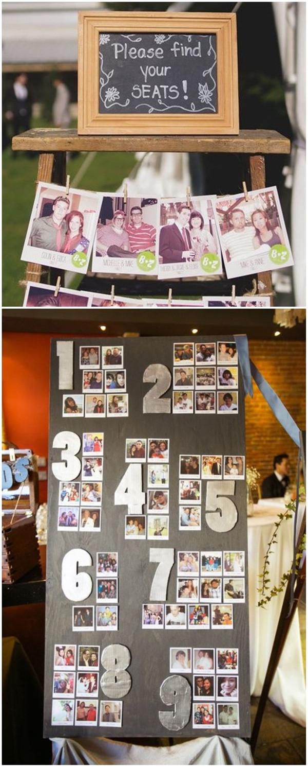 Poloroid Wedding Ideas 7 Creative Polaroid Wedding Ideas Too Cool To Pass Up