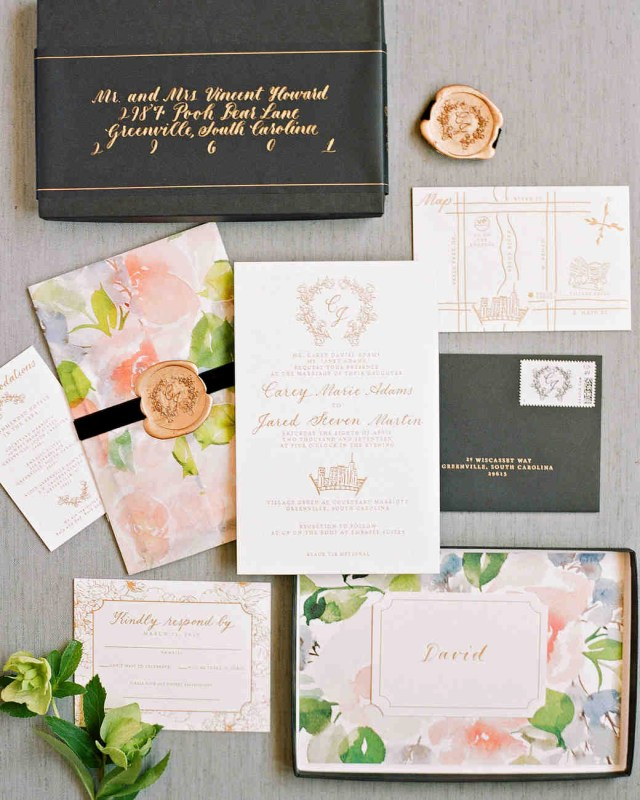 Printing Your Own Wedding Invitations 21 Awesome Print Your Own Wedding Invitations That Will Make All