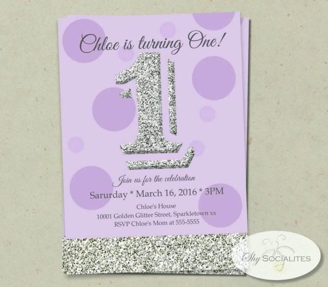 Purple And Silver Wedding Invitations Purple And Silver Invitations Purple Silver Fifty Fabulous Birthday