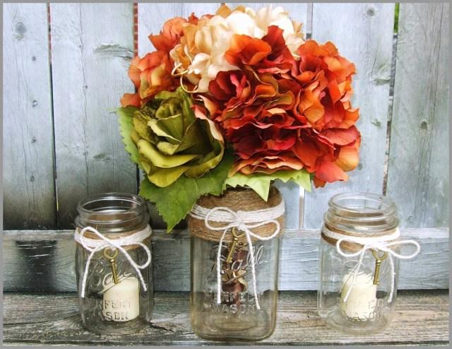 Recycled Wedding Decorations Wedding Decor Mason Jars Pleasant Recycled Mason Jar Into Wedding