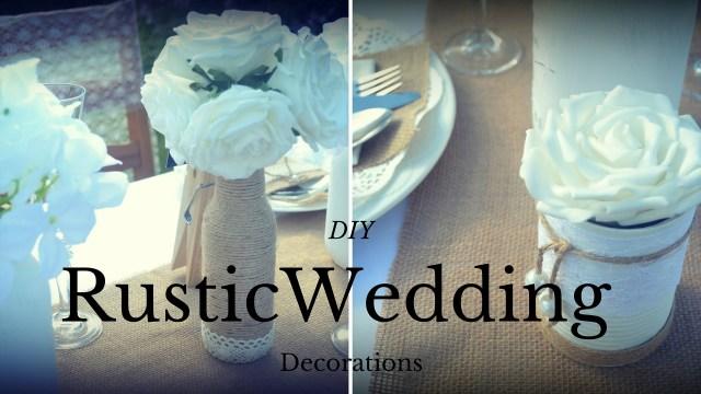 Recycled Wedding Decorations Wedding Rustic Decorations Diy Wedding Centrepieces Recycled Craft