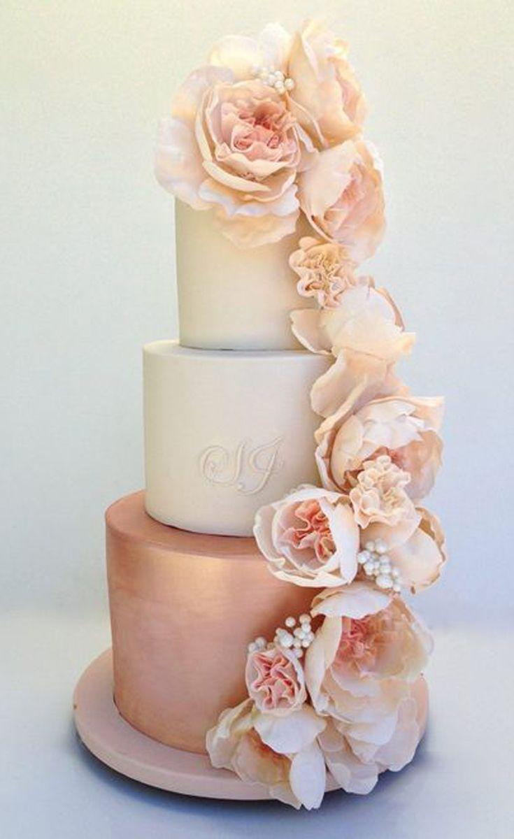 Rose Gold Wedding Decorations Hochzeits Thema 8 Decor Ideas For A Rose Gold Wedding 2762054