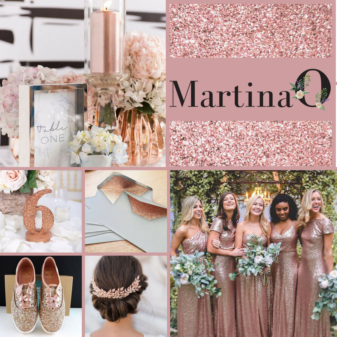 Rose Gold Wedding Decorations Rose Gold Wedding Decor Is Here To Stay Wedding In Ireland