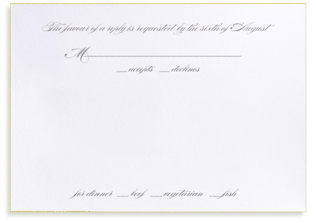 Rsvp Wedding Invitation Bellinvito Updates Mind Your Rsvps Qs Formal Response Card