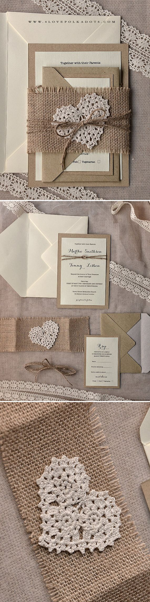 Rustic Chic Wedding Invitations Diy Wedding Invitation Interesting Rustic Wedding Invitations For