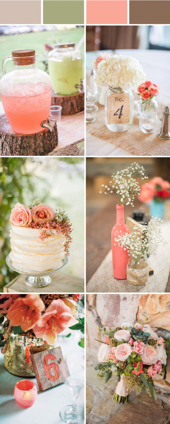 Rustic Wedding Colors Five Facts That Nobody Told You About Wedding Centerpieces Color