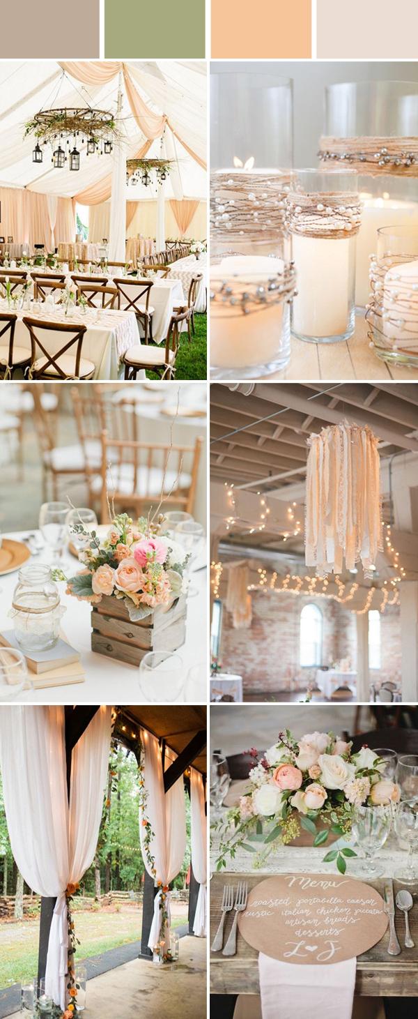 Rustic Wedding Ideas 50 Rustic Fall Barn Wedding Ideas That Will Take Your Breath Away