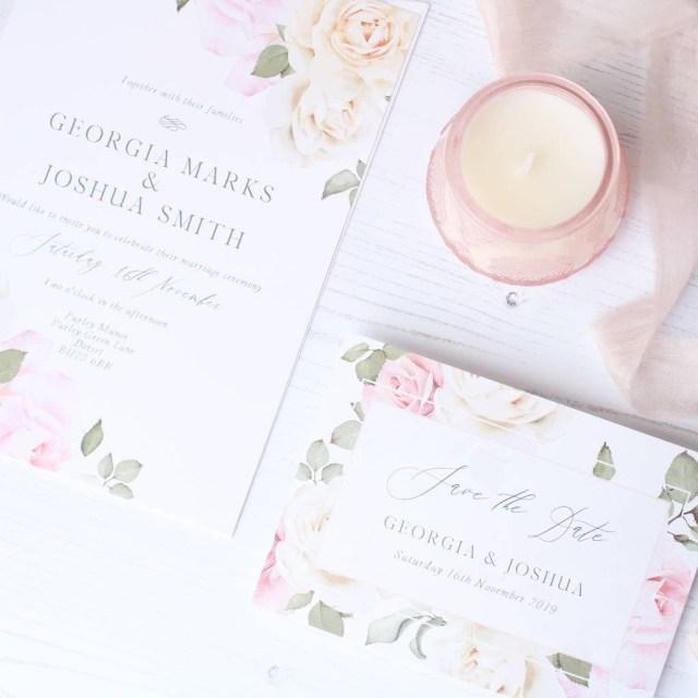 Sample Wedding Invitation Secret Garden Wedding Invitation Sample Pack The Bridal Paperie