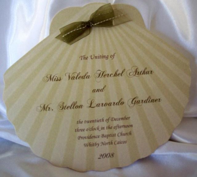 Seashell Wedding Invitations Seashell Wedding Invitations Seashell Wedding Invitations And