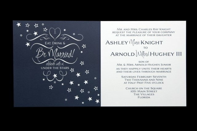 Snowflake Themed Wedding Invitations Black And White Winter Wedding Invitations Www