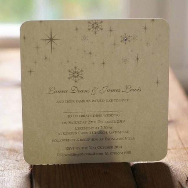 Snowflake Themed Wedding Invitations Snowflake Winter Themed Wedding Invitations Beautiful Day