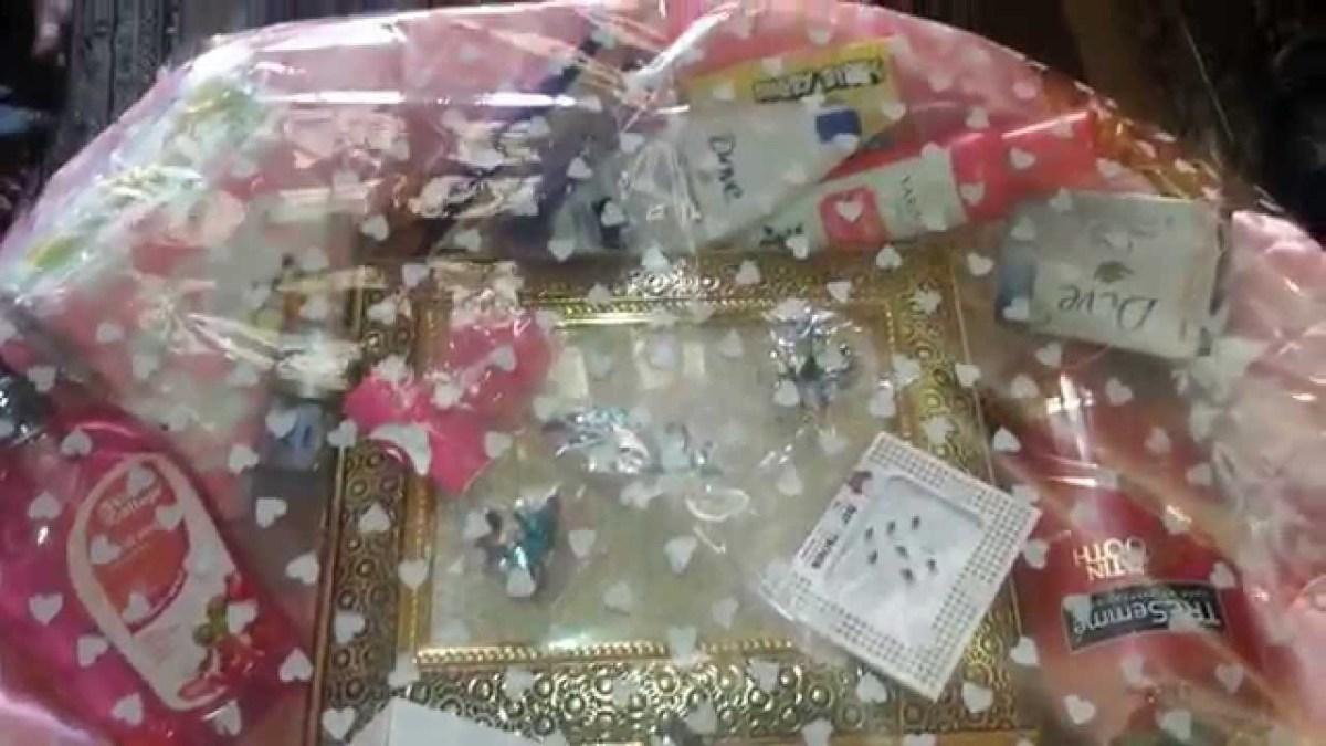 Souvenir Ideas Wedding Wedding Gift Packing Idea Youtube