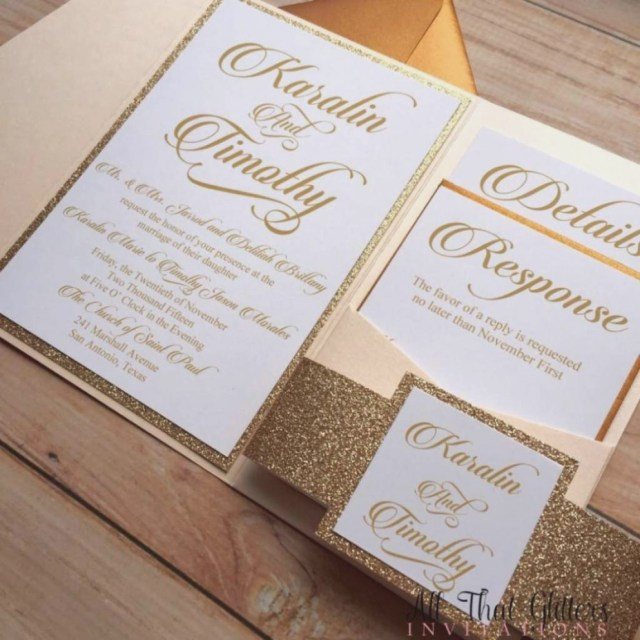 Sparkle Wedding Invitations Invitations Under 10 Uncategorized Rose Gold Sparkles Wedding For
