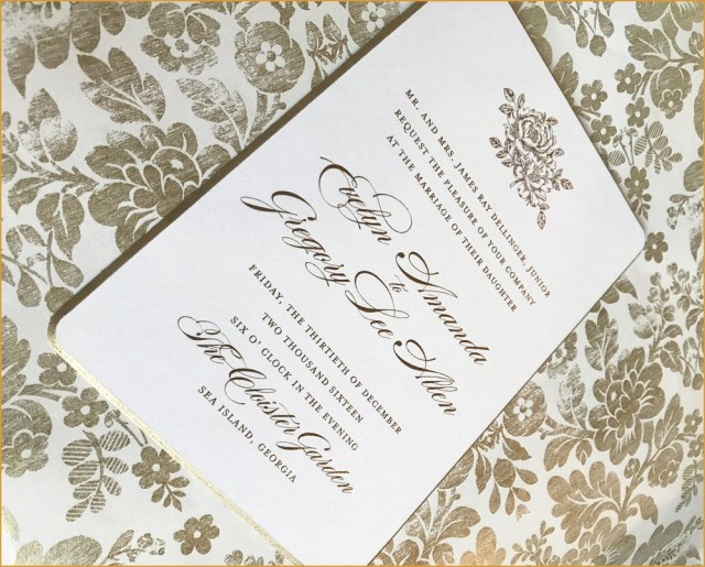 Sparkle Wedding Invitations Unique Gold Sparkle Wedding Invitations Top Wedding Ideas