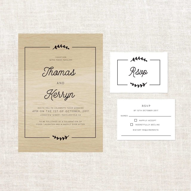 Size Wedding Invitation: 30+ Amazing Picture Of Standard Wedding Invitation Size