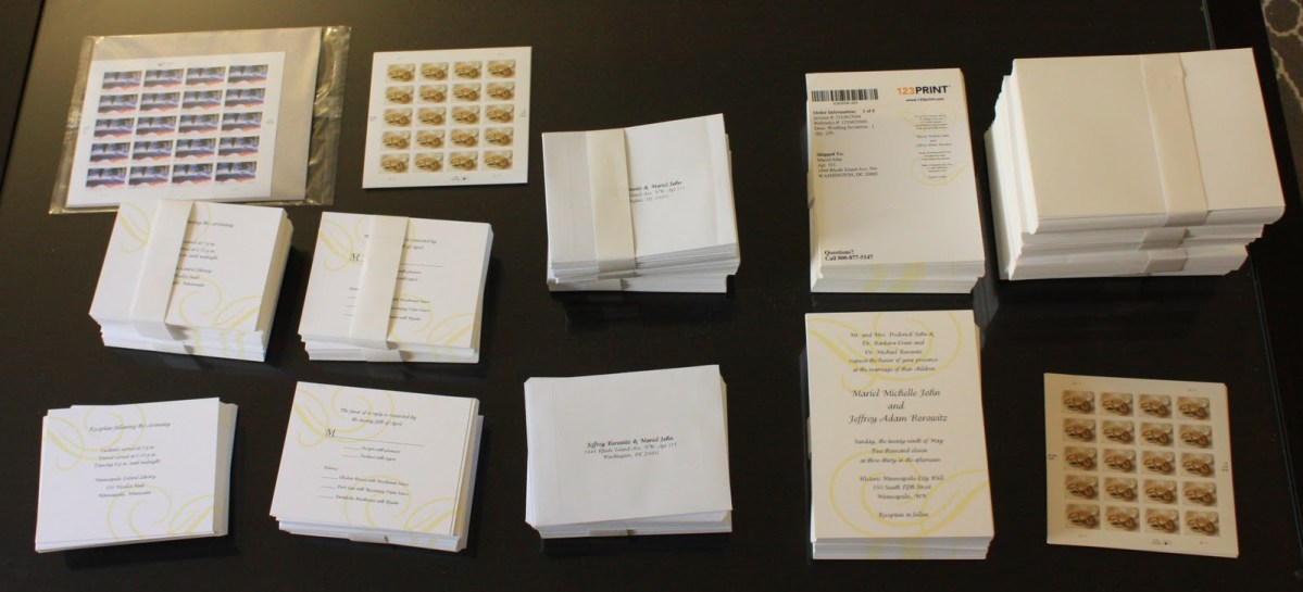 Stuffing Wedding Invitations Stuffing Wedding Invitations Stuffing Wedding Invitations Create
