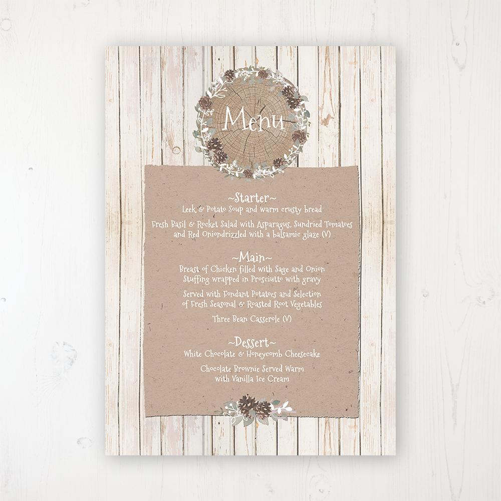 Stuffing Wedding Invitations Wild Woodland Wedding Invitations Sarah Wants Stationery