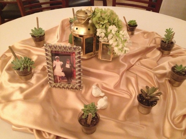 Succulent Wedding Decorations Succulent Wedding Favors A Simple And Beautiful Favor Idea