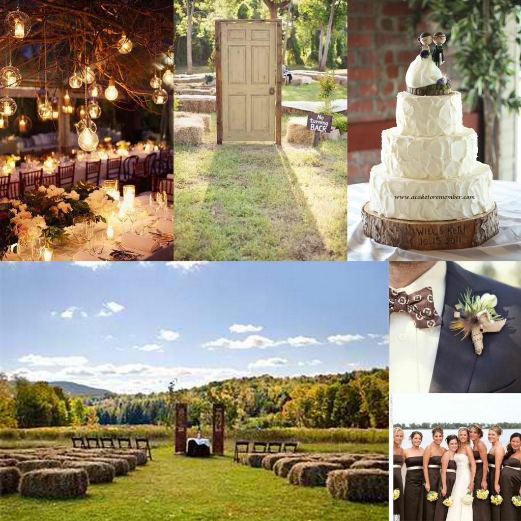 Summer Wedding Decorations Rustic Wedding Decoration Ideas