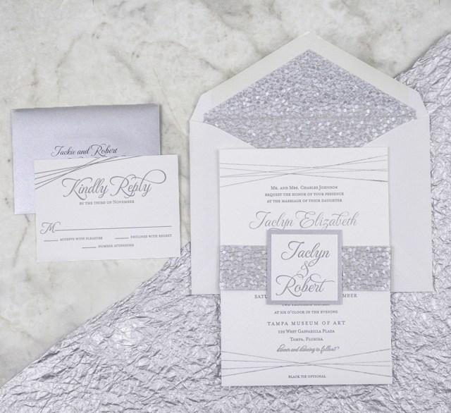 Traditional Wedding Invitation A Modern Twist On The Traditional Wedding Invitation
