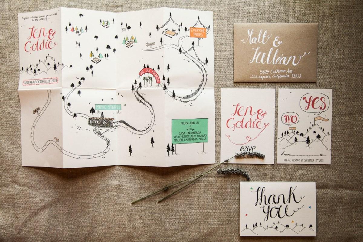 Unique Wedding Invitation Ideas An Amazing Wedding Invitation Idea For The Unconventional Bride