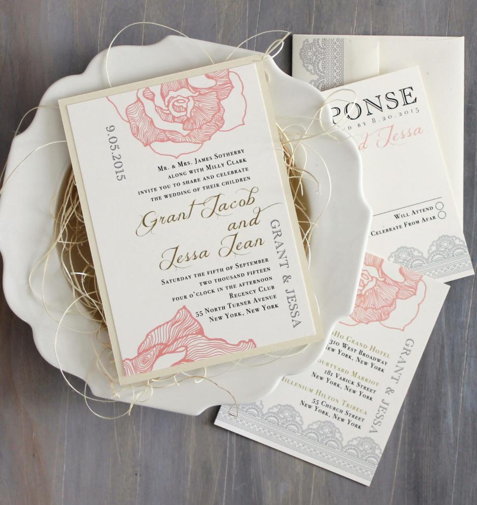 Unique Wedding Invitation Ideas Unique Wedding Invitation Ideas Modwedding