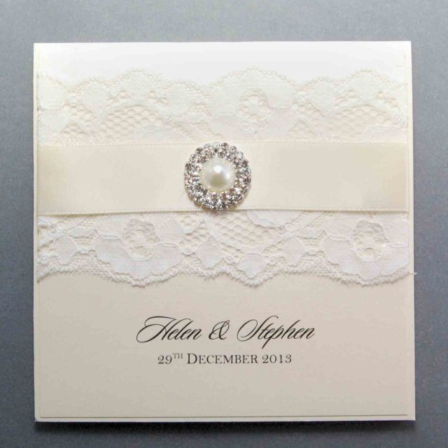 Vintage Lace Wedding Invitations Invitations Vintage Lace Wedding Regal And 50th Breathtaking Ivory