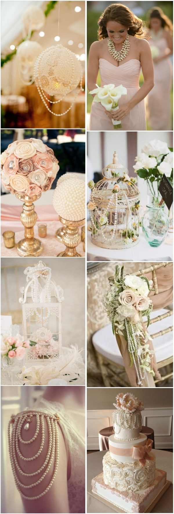 Vintage Wedding Ideas 35 Vintage Wedding Ideas With Pearl Details Tulle Chantilly